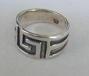 Geometric ring-A
