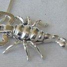 Scorpion-C pendant