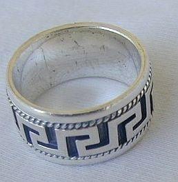 Greek-C ring