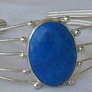 Blue bangle
