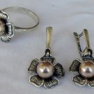 Cooper pearl set