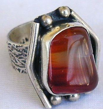 Reddish ring-SR17