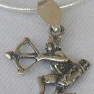 Mini Sagittarius pendant