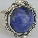 Blue Lapis ring-SR108