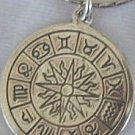 Old zodiac pendant