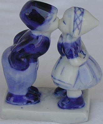 Sweet kissers -collectibles