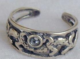 Toe ring-CF