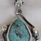 Eilat stone pendant -EG1