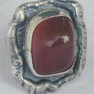 Red handmade ring-HMA