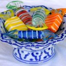 Decorative candies bowl