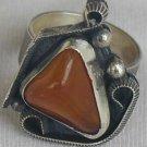 Amber ring-SR43
