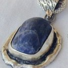 Nutral lapis pendant-PHML