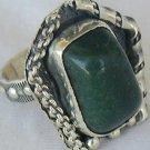 Green ring-handmade-SR52