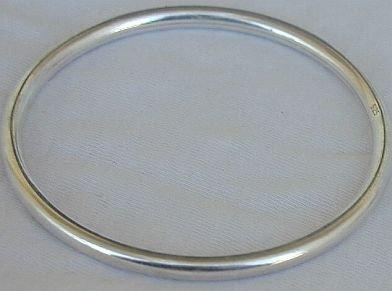Silver bracelet-LHA