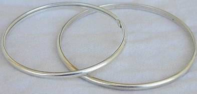 Silver bracelet-LHE
