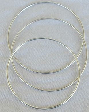 Trio silver bracelet-LHG