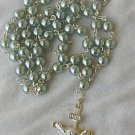 Greenish-gray Rosary
