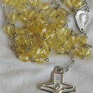 Yellow Rosary