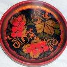 Russian wood bowl