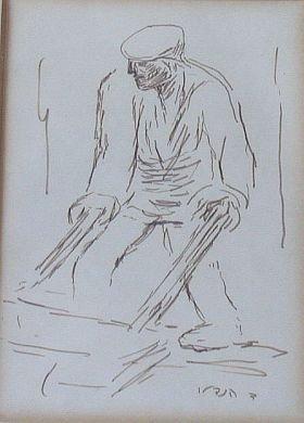 David Hendler - peasant-A