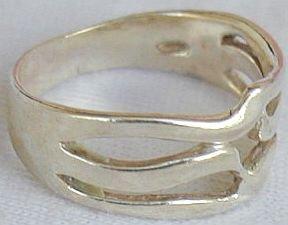 silver hod ring