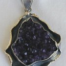 Ome Amethyst-B necklace