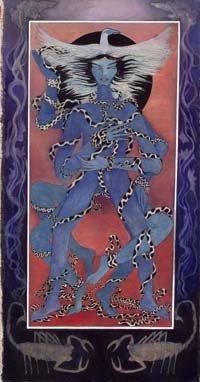 Artistic scorpio zodiac sign poster