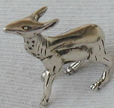 Deer miniature