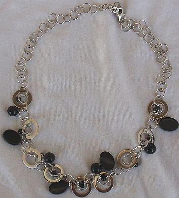 Massimo Ruaro oynx  necklace