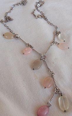 Bambinot  B necklace