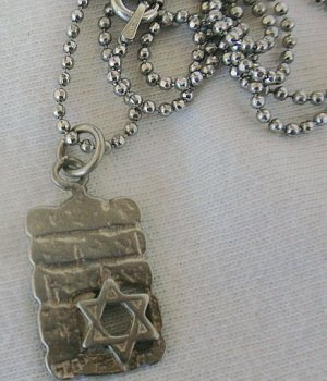 Kotel (The wailing wall) pendant