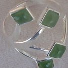 light green branch ring