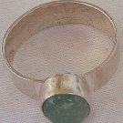 Small greenish ring