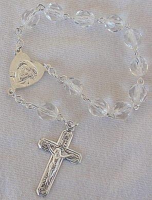 Mini crystal  beads Rosary