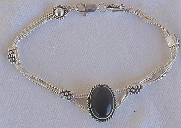 Onyx bracelet-C
