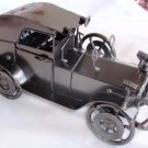 Antique classic car model B
