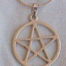 Peace silver pendant  A