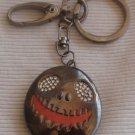 Happy face key holder
