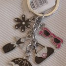 Five accessories key holder