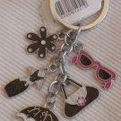 Five accessories key holder