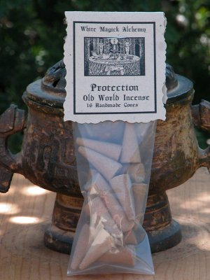 Protection . Old World Incense 16 Cones