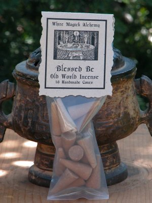 Blessed Be . Old World Incense 16 Cones