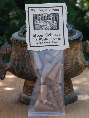 Moon Goddess . Old World Incense 16 Cone