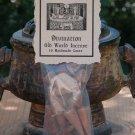 Divination . Old World Incense 16 Cones