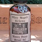 Money Draw Ritual/Natural Perfume Oil - White Magick Alchemy