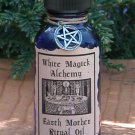 Earth Mother Ritual/Natural Perfume Oil - White Magick Alchemy