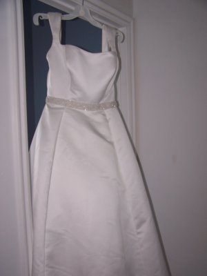 Moonlight Bridal Wedding Dress Gown Size 14