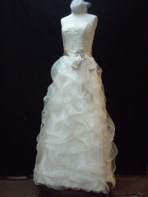 Brand New Monique LUO Wedding Dress Gown Size 10