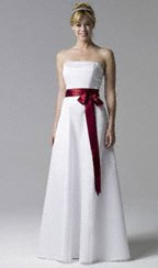 Brand New with Tags Davids Bridal Wedding Dress Style BR1014