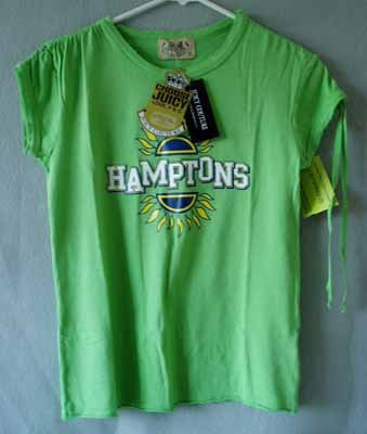 Juicy Couture Hamptons Tee Shirt Top Size M